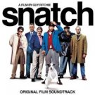 snatch - original film soundtrack CD 2000 TVT used mint