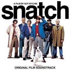 snatch - original film soundtrack CD 2000 TVT used mint