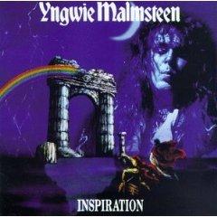 yngwie malmsteen - inspiration CD 1996 foundation records 10 tracks use mint
