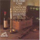 Classic Case London Symphony Orchestra Plays Music Of Jethro Tull Ian Anderson CD 1985 RCA ariola