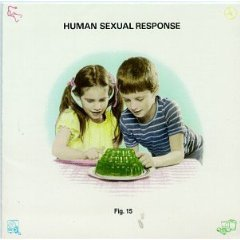 human sexual response - fig.15 CD 1981 eat rykodisc 10 tracks used very good