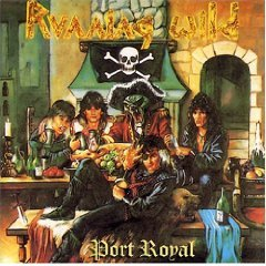 running wild - port royal CD 2004 sanctuary noise 11 tracks used mint