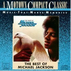 michael jackson - the best of michael jackson CD 1987 motown brand new factory sealed