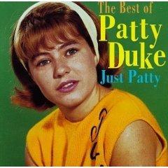 patty duke - best of patty duke just patty CD 1996 EMI used mint