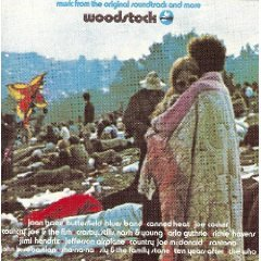 woodstock - music from the original soundtrack and more CD 2-discs 1970 atlantic used