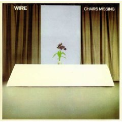 wire - chairs missing CD 1978 EMI harvest made in japan 18 tracks used mint