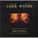 zakk wylde - book of shadows CD 2-discs 1999 spitfire used mint