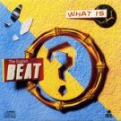 english beat - what is beat? CD 1983 IRS A&M 13 tracks used mint