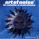 art of noise the seduction of claude debussy CD 2-discs 1999 ZTT used mint