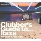 clubber's guide to ibiza mixed by judge jules CD 2-discs 1999 ministry of sound UK used mint