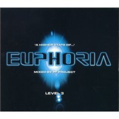 a higher state of euphoria mixed by PF project level 3 CD 2-discs 1999 dance dept UK used mint