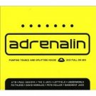 adrenalin - various artists CD 2-discs 1999 telstar UK 38 tracks total used mint