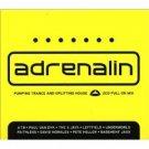 adrenalin - various artists CD 2-discs 1999 telstar UK 38 tracks total used mint