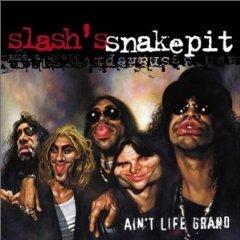 slash's snakepit - ain't life grand CD 2000 Koch 12 tracks used