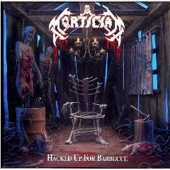 mortician - hacked up for barbecue CD 1996 relapse 24 tracks used mint