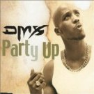 DMX - party up CD single 2000 island def jam 4 tracks used mint
