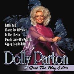 dolly parton - just the way i am CD 1999 delta camden RCA used mint