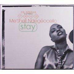 me'shell ndageocello - stay CD single 1996 maverick 2 tracks brand new factory sealed