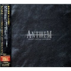 anthem - heavy metal anthem CD 2000 victor japan used mint without obi strip