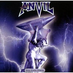 anvil - still going strong CD 2002 massacre records germany used mint