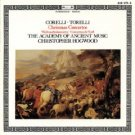 corelli torelli christmas concertos - academy of ancient music christopher hogwood CD 1983 polygram