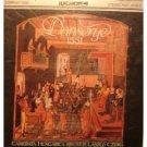 danserye 1551 - camerata hungarica directed by laszlo czidra CD 1974 EMI 1985 hungaroton mint