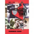 tony hawk's gigantic skatepark tour summer 2000 DVD 2-discs redline used mint