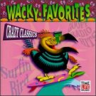 wacky favorites crazy classics CD 1998 time life music used mint