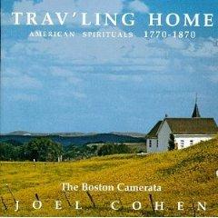 joel cohen & boston camerata - trav'ling home CD 1996 erato used mint