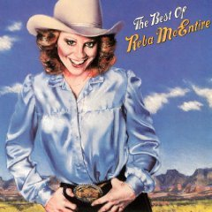 reba mcentire - best of CD 1985 polygram 10 tracks used mint