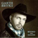 garth brooks - beyond the season CD 1992 liberty used mint