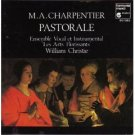 charpentier Pastorale william christie & les arts florissants CD 1982 harmonia mundi france mint