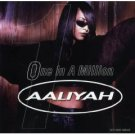 aaliyah - one i gave my heart to / one in a million CD single 1998 atlantic mint