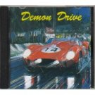 demon drive - burn rubber CD 1995 long island alfa japan 13 tracks used mint