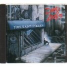 dirty looks - five easy pieces CD 1992 sony rockworld used mint