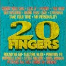 20 fingers - various artists CD 1995 volcano used mint
