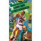 winning basketball with larry bird and red auerbach VHS 1991 CBS Fox 60 minutes new