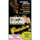 stamping ground feat. jefferson airplane pink floyd byrds canned heat santana VHS 1987 goodtimes