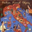 italian musical odyssey CD 2000 putumayo world music used mint