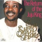 king sunny ade - the return of the juju king CD 1987 polygram west germany used mint