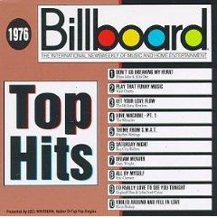 billboard top hits 1976 - various artists CD 1991 rhino used mint