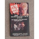 punk rock movie starring johnny rotten & the sex pistols billy idol and the clash VHS 1989