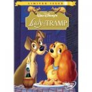 walt disney's lady and the tramp DVD 1999 used mint