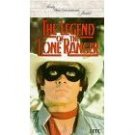 the legend of the lone ranger starring klinton spilsbury VHS 1995 family home used mint