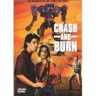 crash and burn starring paul ganus megan ward bill moseley VHS 1990 full moon paramount used
