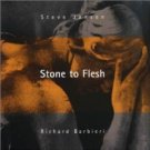 steve jansen and richard barbieri - stone to flesh CD 1995 medium used mint