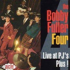 the bobby fuller four live at PJ's plus! CD 1991 ace UK 21 tracks used mint