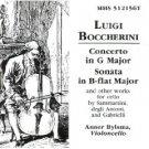 bylsma - boccherini sammartini antoni and gabrielli CD 1988 MHS used mint