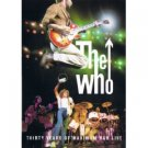 the who - thirty years of maximum R&B live DVD 2001 MCA used mint