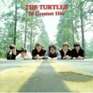 the turtles - 20 greatest hits CD 1984 rhino high concept used near mint